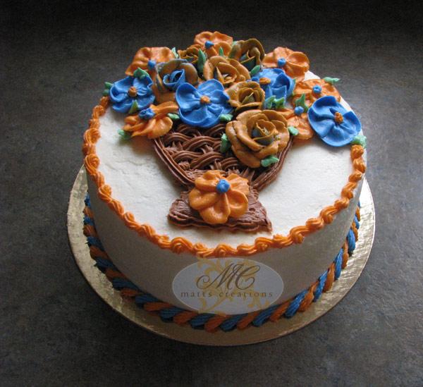 Birthday Cakes Matts Creations